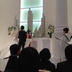 大阪まで結婚式に行ってきました!