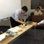 ギークオフィスの「包丁研ぎ」イベントに行ってきたよ!