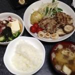 ヨーロッパ食堂でやっていたフリカデレ(ドイツ風ハンバーグ)が美味しそうだったので作ってみた。