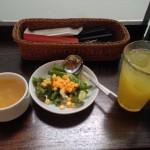 ランチパスポートを使って、フィンマクルーズ 霞ヶ関店(FINN McCOOL'S)でロールキャベツ(950円→500円)を食べてきた。