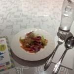 ランチパスポート赤坂を使って、チキンケバブランチ@サライ(P48)を食べてきた!