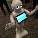 はじめてPepper(softbankが作った人型ロボット)を生で見てみたが、意外とバカだった。