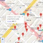 ランチパスポート銀座・築地vo3のスマホ用Webアプリを作ってみた。