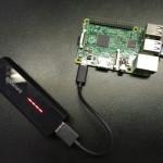 やっぱりIoTと言えばワイヤレス! raspberry piを持ち運べるように無線化してみた。