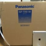 パナソニックの食洗機(自動食器洗い機) NP-TR8の購入&DIY設置をやってみた!(本体の設置編)
