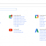 Google Contacts(Gmailのアドレス帳) APIについて調べてみた。
