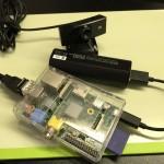 RaspberryPi + USBカメラ + Paython + OpenCV を使って、顔モザイク処理済のWebフォトアルバムを自動生成するシステムを試して見てた。