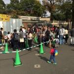 嫁が土曜出勤なので、子供と一緒に上野動物園に行ってきた。そしてiPhone6 Plusが見事に割れた。