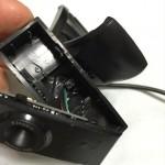 ラズパイを使って、USBカメラをサーボモータ(SG-90)でキュイキュイと動かしてみた。
