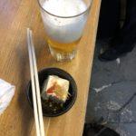 独自ルール(2回目の料理注文禁止、1時間制限、禁煙、携帯の通話禁止、グループは3名まで、他のグループと料理の交換禁止)だらけの立ち飲み屋「魚がし 福ちゃん2号店」@渋谷に飲みに行ってみた。