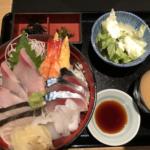 海鮮丼990円@魚の飯(さかなのまんま)