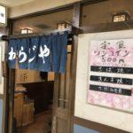 わらじや@銀座ナイン(新橋)で、ワンコイン魚定食