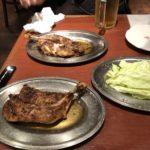 一鶴(いっかく)@横浜で「おやどり・ひなどり」を食べて、本牧海づり施設で海釣りしてきた!