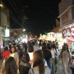 浅間下@横浜のお祭りに行ってきた。子供達は超楽しんでたけど、親は疲れた…。