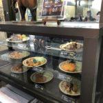 キッチン南海@神保町で、念願のひらめフライ&しょうが焼きライス800円+ご飯大盛り50円を食べれた!13時ジャストに売り切れ!
