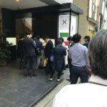 限定30食漬け丼@鮮菜魚 早瀬@京橋。12時オープンだけど開店前から並んでないと食べられない!