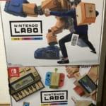 コロナで子供が退屈していたので、ニンテンドー・ラボ(基本&ロボ)を買ってみた。ゲームというより知育玩具っぽい。